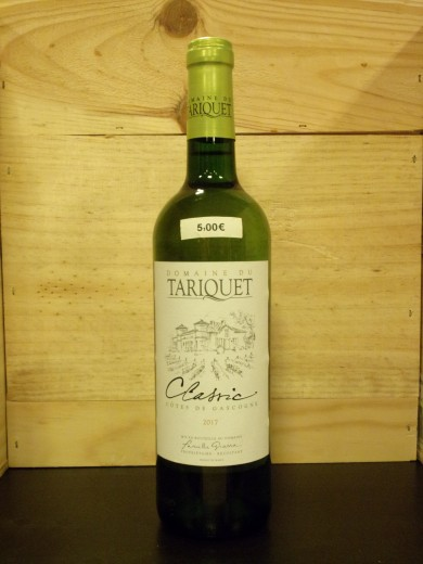 TARIQUET CLASSIC  2017  75 cl