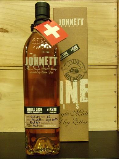 JOHNETT 2011 Caroni Rum...