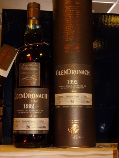 GLENDRONACH 26 ans 1992 PX...