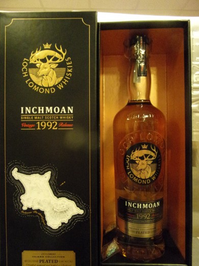 INCHMOAN 1992 SINGLE MALT...