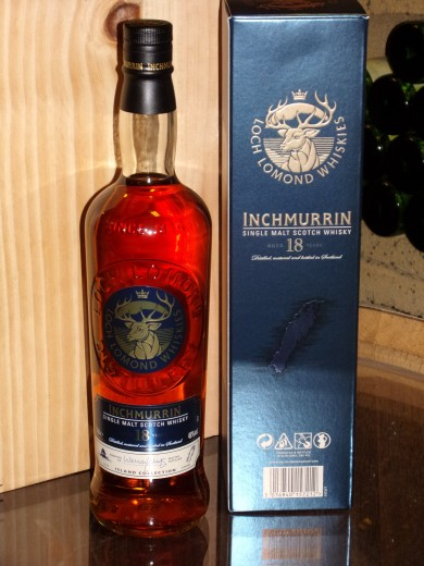 INCHMURRIN 18 ans Of 46%