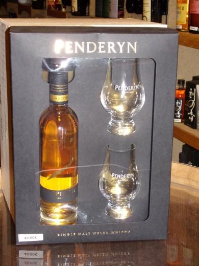 PENDERYN Madeira Coffret 2...