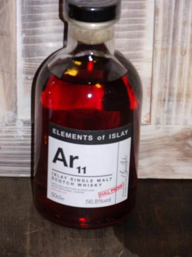 ELEMENTS OF ISLAY Ar11 56,8%