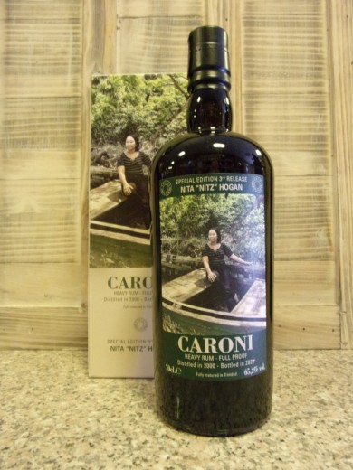 CARONI TRINIDAD 20 ans 2000...