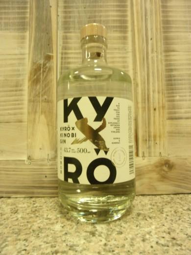KYRO x KI NO BI Gin 43,7%