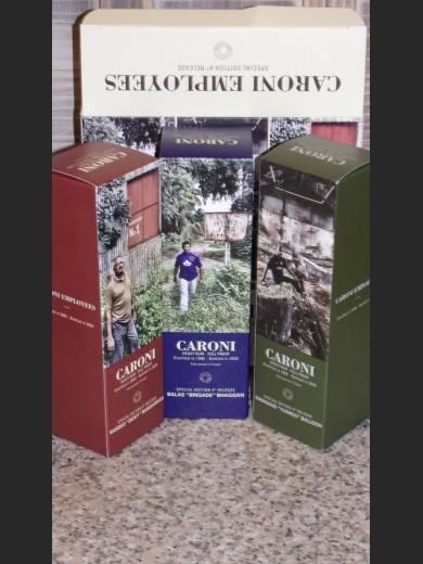 COFFRET CARONI 3 X 20 CL 4...