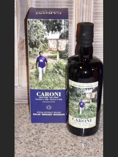 CARONI TRINIDAD 22 ans 1998...