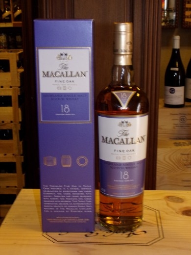 MACALLAN (The) 18 ans Fine...
