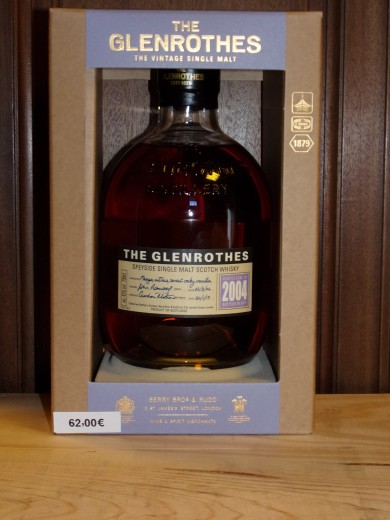 GLENROTHES (The) 2004 Of 43%