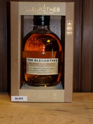 GLENROTHES (The) Bourbon...