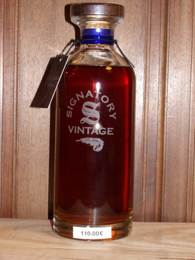 GLENROTHES 19 ans 1997...