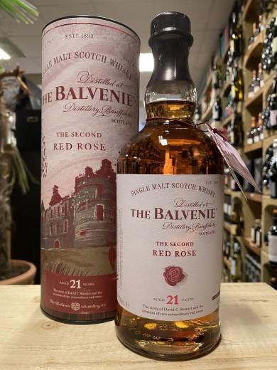 Balvenie The Second Red...