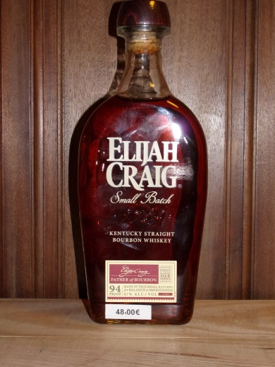 ELIJAH CRAIG Small Batch Of...