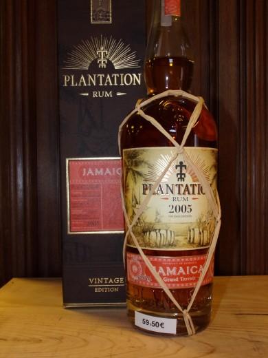 PLANTATION RUM 2005 Jamaica...