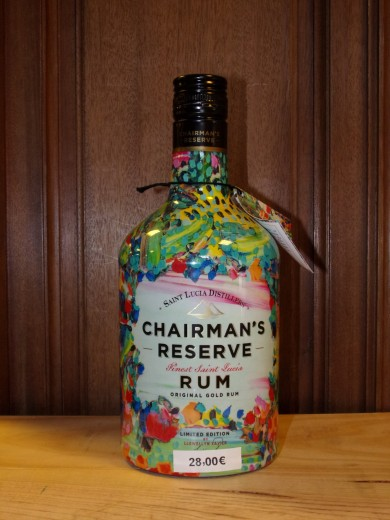 CHAIRMAN'S RESERVE...