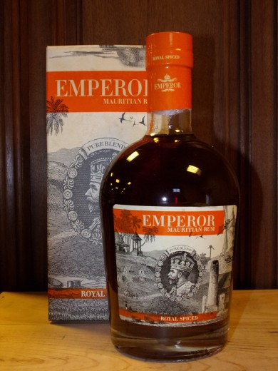 EMPEROR ROYAL SPICED 40 %...