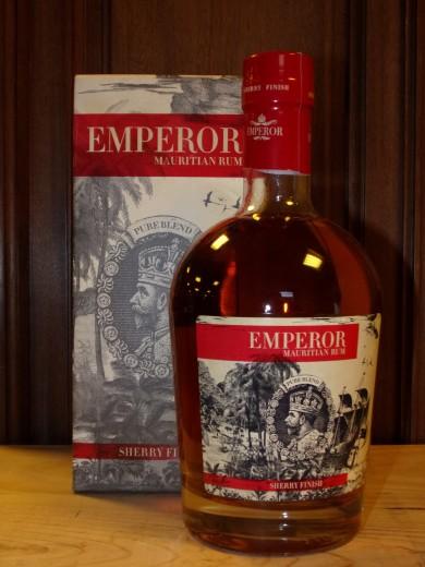 EMPEROR SHERRY CASK FINISH...