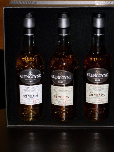 GLENGOYNE SINGLE MALT...