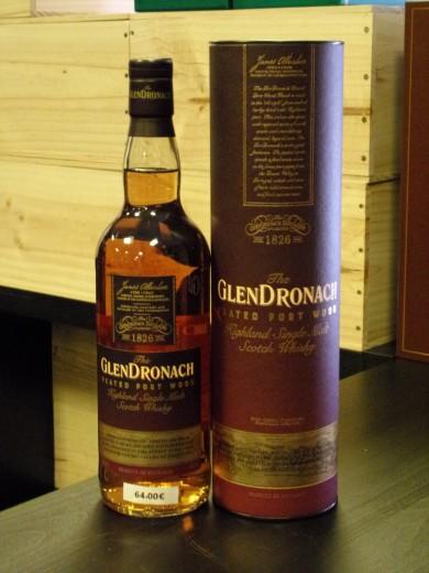 GLENDRONACH SINGLE MALT...
