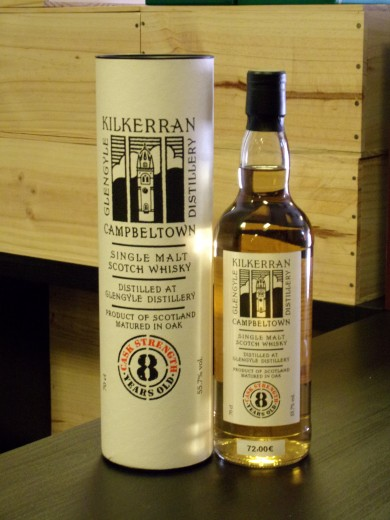 KILKERRAN SINGLE MALT CASK...