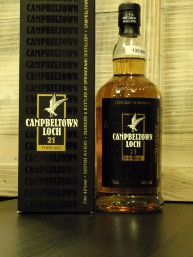 CAMPBELTOWN LOCH BLEND 21...