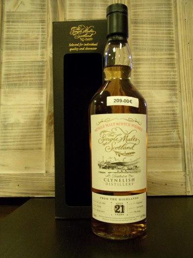 CLYNELISH  SINGLE MALT 22...