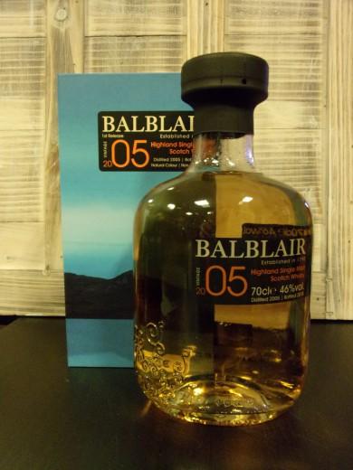 BALBLAIR 2005 Of 46%