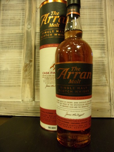 ARRAN The Amarone Cask...
