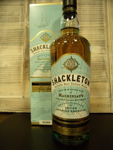SHACKLETON Of 40%
