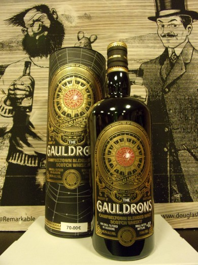 THE GAULDRONS 46,2%