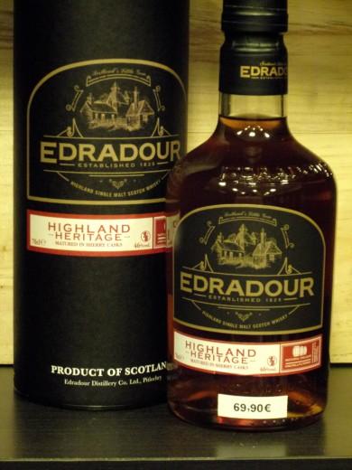 EDRADOUR Highland Heritage...