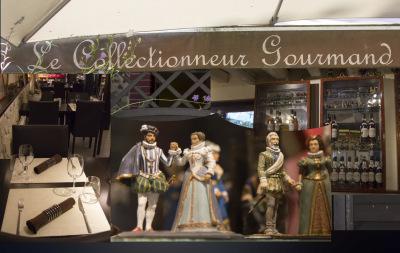 Le Collectionneur Gourmand, restaurant français à Verneuil d'Avre et d'Iton