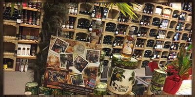 Notre sélection de rhums de toutes les Antilles et de contrées lointaines
