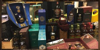 Notre sélection de whiskies : plus de 500 références